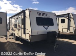 New 2017  Forest River Rockwood Mini Lite 2502KS by Forest River from Curtis Trailer Center in Schoolcraft, MI