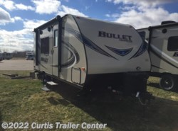 New 2017  Keystone Bullet 1800RB by Keystone from Curtis Trailer Center in Schoolcraft, MI