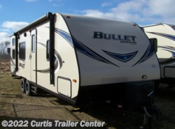 New 2017  Keystone Bullet 2510BH by Keystone from Curtis Trailer Center in Schoolcraft, MI