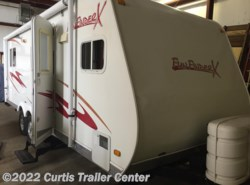Used 2008  Cruiser RV Fun Finder 23' DOUBLE SLIDE by Cruiser RV from Curtis Trailer Center in Schoolcraft, MI