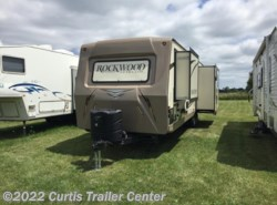 Used 2016  Forest River Rockwood Ultra Lite 2703WS by Forest River from Curtis Trailer Center in Schoolcraft, MI
