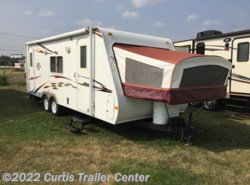 Used 2009  Forest River Surveyor SV-234T by Forest River from Curtis Trailer Center in Schoolcraft, MI