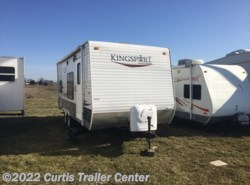 Used 2009  Gulf Stream Kingsport REAR CORNER BED by Gulf Stream from Curtis Trailer Center in Schoolcraft, MI