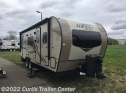 New 2019  Forest River Rockwood Mini Lite 2503S by Forest River from Curtis Trailer Center in Schoolcraft, MI