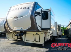 New 2017  Keystone Montana 3660rl by Keystone from Curtis Trailers in Portland, OR