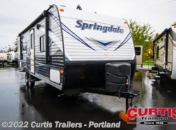 New 2017  Keystone Springdale West 245rbwe by Keystone from Curtis Trailers in Portland, OR