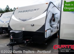 New 2017  Keystone Passport 234qbwe by Keystone from Curtis Trailers in Portland, OR