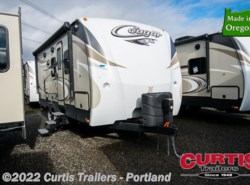 New 2017  Keystone Cougar Half-Ton 19RBEWE by Keystone from Curtis Trailers in Portland, OR