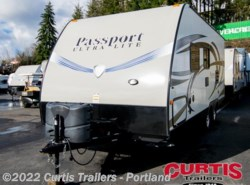 Used 2015  Keystone Passport 195RBWE by Keystone from Curtis Trailers in Portland, OR