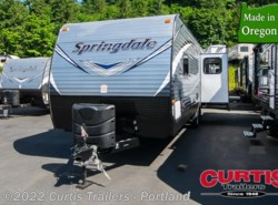 New 2018  Keystone Springdale West 258rlwe by Keystone from Curtis Trailers in Portland, OR