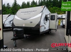 New 2018  Keystone Passport 2400bhwe by Keystone from Curtis Trailers in Portland, OR