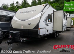 New 2018  Keystone Passport 199MLWE by Keystone from Curtis Trailers in Portland, OR