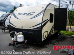 New 2018  Venture RV Sonic 220vrb by Venture RV from Curtis Trailers in Portland, OR