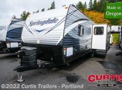 New 2018  Keystone Springdale West 293rkwe by Keystone from Curtis Trailers in Portland, OR