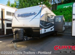 Used 2017  Keystone Springdale West 293RKWE by Keystone from Curtis Trailers in Portland, OR