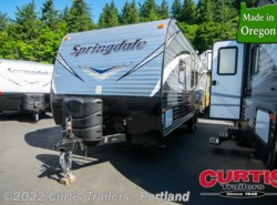 New 2018  Keystone Springdale west 260TBWE by Keystone from Curtis Trailers in Portland, OR