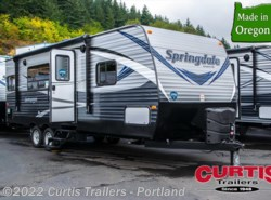 New 2018  Keystone Springdale west 242rkwe by Keystone from Curtis Trailers in Portland, OR