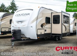 New 2018  Keystone Cougar Half-Ton 22rbswe by Keystone from Curtis Trailers in Portland, OR