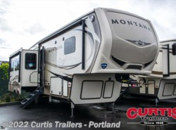 New 2018  Keystone Montana 3130re by Keystone from Curtis Trailers in Portland, OR