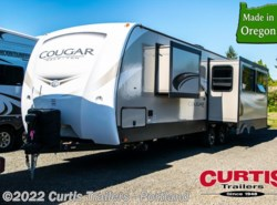 New 2018  Keystone Cougar Half-Ton 30rkswe by Keystone from Curtis Trailers in Portland, OR