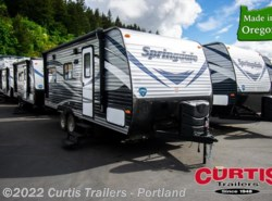 New 2018  Keystone Springdale West 201rdwe by Keystone from Curtis Trailers - Portland in Portland, OR