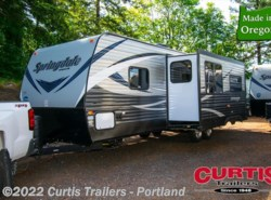 New 2018  Keystone Springdale West 270bhwe by Keystone from Curtis Trailers - Portland in Portland, OR
