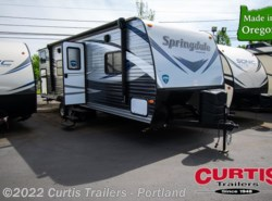 New 2019  Keystone Springdale West 260TBWE by Keystone from Curtis Trailers - Portland in Portland, OR