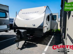 New 2019  Keystone Passport 2400bhwe by Keystone from Curtis Trailers - Portland in Portland, OR