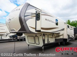 New 2017  Keystone Montana 3720rl by Keystone from Curtis Trailers in Aloha, OR