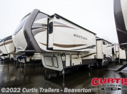 New 2017  Keystone Montana 3810ms by Keystone from Curtis Trailers in Aloha, OR