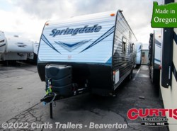 New 2017  Miscellaneous  SPRINGDALE West 260TBWE by Miscellaneous from Curtis Trailers in Aloha, OR