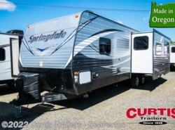New 2017  Keystone Springdale West 293rkwe by Keystone from Curtis Trailers in Aloha, OR