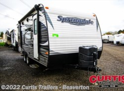 Used 2016  Keystone Springdale 189FLWE by Keystone from Curtis Trailers in Aloha, OR