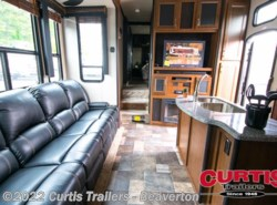 New 2017  Keystone Fuzion 385 by Keystone from Curtis Trailers in Aloha, OR