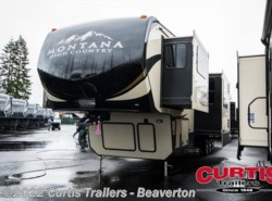 New 2017  Keystone Montana High Country 380th by Keystone from Curtis Trailers in Aloha, OR