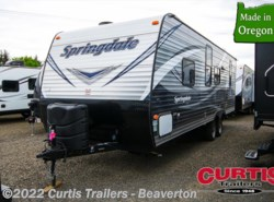 New 2017  Keystone Springdale West 245rbwe by Keystone from Curtis Trailers in Aloha, OR