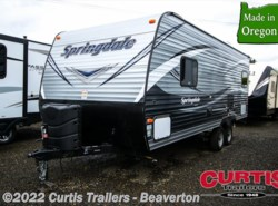 New 2018  Keystone Springdale West 202QBWE by Keystone from Curtis Trailers in Aloha, OR