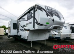 Used 2012  Keystone Raptor 4014 by Keystone from Curtis Trailers in Portland, OR