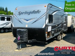 New 2018  Keystone Springdale West 201rdwe by Keystone from Curtis Trailers in Aloha, OR