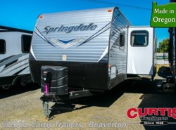New 2018  Keystone Springdale West 282bhwe by Keystone from Curtis Trailers in Aloha, OR