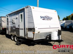Used 2006  Keystone Springdale 179RD by Keystone from Curtis Trailers in Aloha, OR