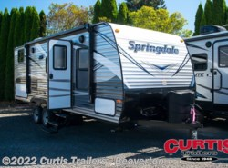 New 2018  Keystone Springdale West 220bhwe by Keystone from Curtis Trailers in Aloha, OR