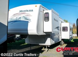 Used 2002  Keystone Montana 3295rk by Keystone from Curtis Trailers in Aloha, OR