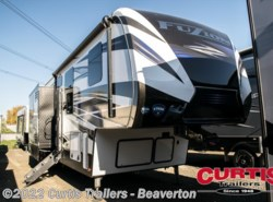 New 2018  Keystone Fuzion 4141 by Keystone from Curtis Trailers in Aloha, OR