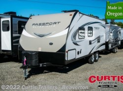 New 2018  Keystone Passport 195RBWE by Keystone from Curtis Trailers in Aloha, OR