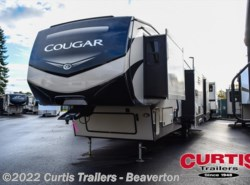 New 2018  Keystone Cougar 369bhs by Keystone from Curtis Trailers in Portland, OR