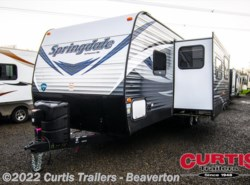 New 2018  Keystone Springdale West 282bhwe by Keystone from Curtis Trailers in Beaverton, OR