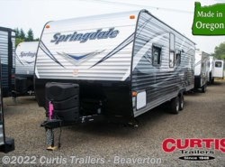 New 2018  Miscellaneous  SPRINGDALE West 260TBWE by Miscellaneous from Curtis Trailers in Aloha, OR