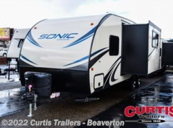 New 2018  Venture RV Sonic 220vrb by Venture RV from Curtis Trailers in Aloha, OR
