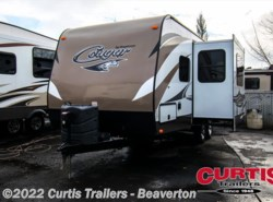 Used 2015  Keystone Cougar Half-Ton 21RBSWE by Keystone from Curtis Trailers in Beaverton, OR